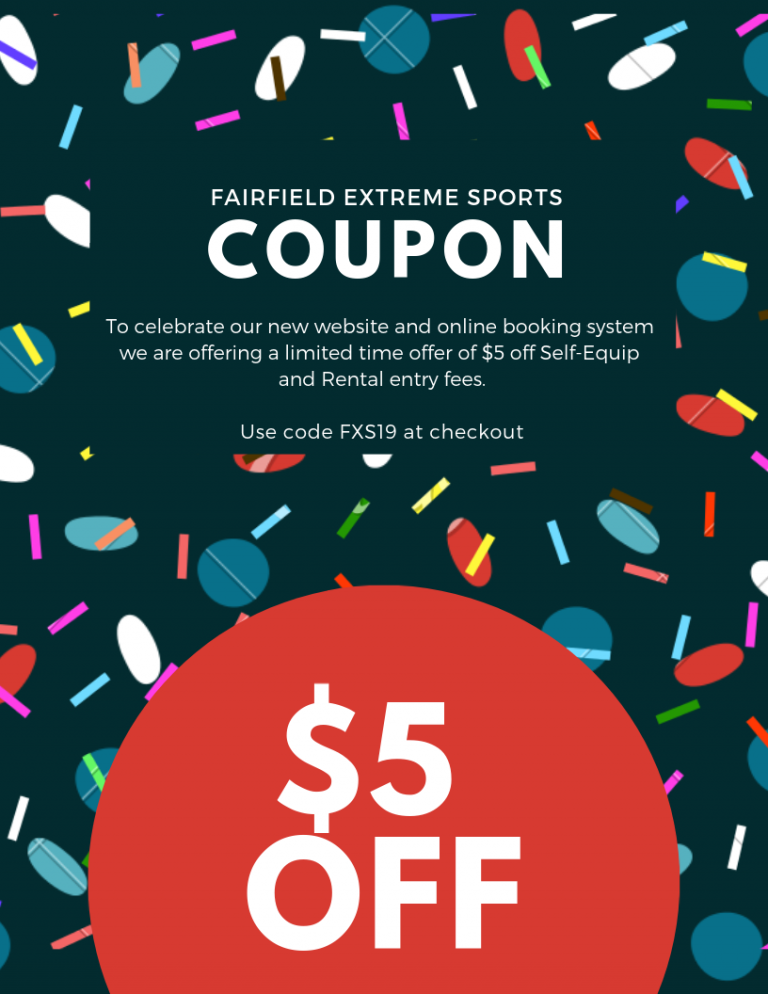 FXS 5OFF COUPON