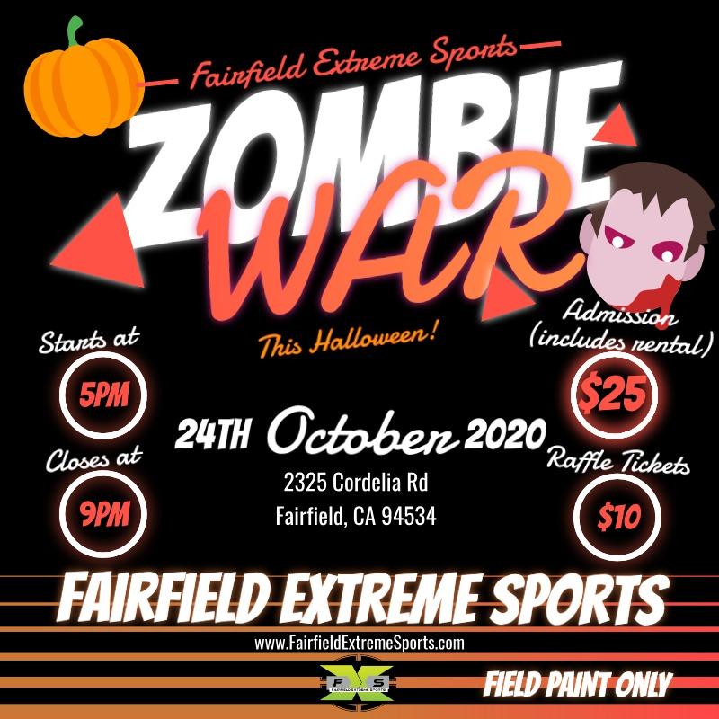 Zombie War Promo